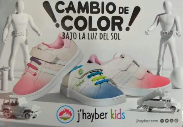 ZAPATILLAS JHAYBER CHIPILIN AZUL JR