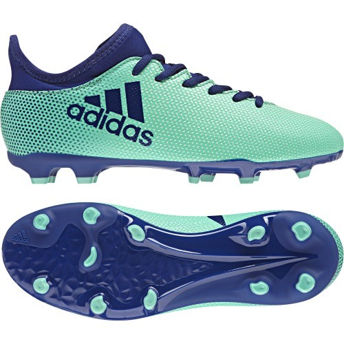 BOTA ADIDAS X.17.3 FG JUNIOR