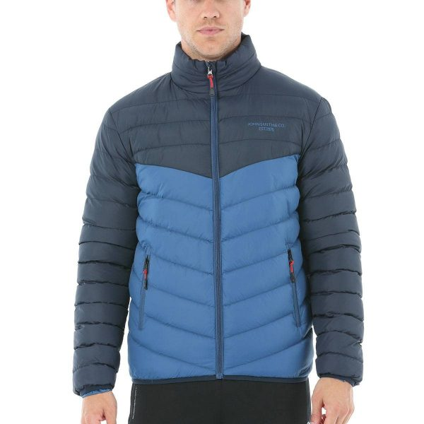 ANORAK JHON SMITH KEP AZUL