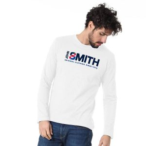 CAMISETA FRIGI JHON SMITH BLANCO